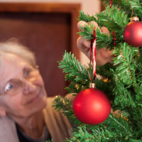 Christmas in Hospice